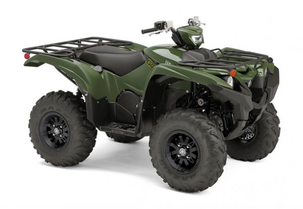 Yamaha New Grizzly 700 EPS