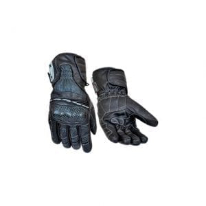GUANTE INMOTION LEATHER HYPORA CARBON