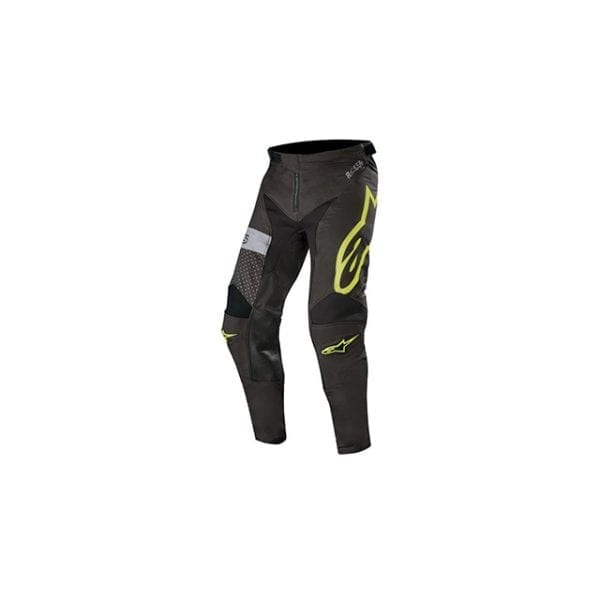 techstar factory pant black yellow fluor