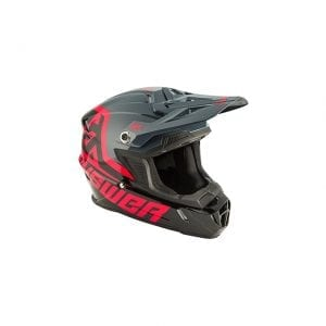 Casco Answer AR1 VOYD Black/Charcoal/Pink