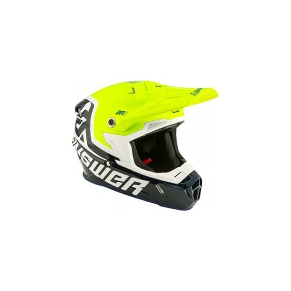 Casco Answer AR1 VOYD midnight/hyperacid/white
