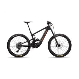 E-Bike Santa Cruz Heckler CC S-KIT Black