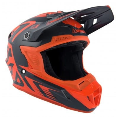 Casco Answer Niños AR-1 Edge Char/Floorg