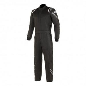 Buzo Auto Alpinestars Stratos Suit Black