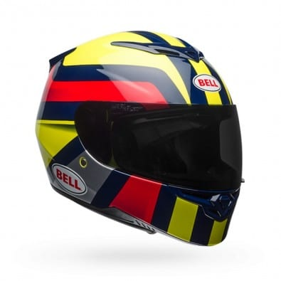 Casco Bell Rs2 Empire Yel/Nvy/Red