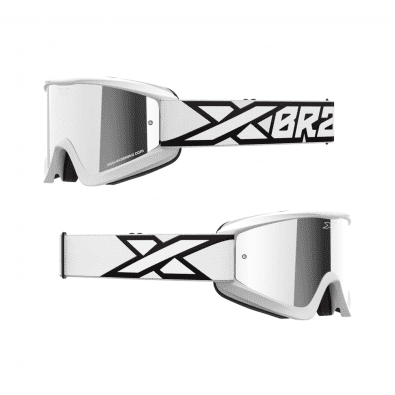 Antiparra EKS Flat Out Mirror White/Black/Silver