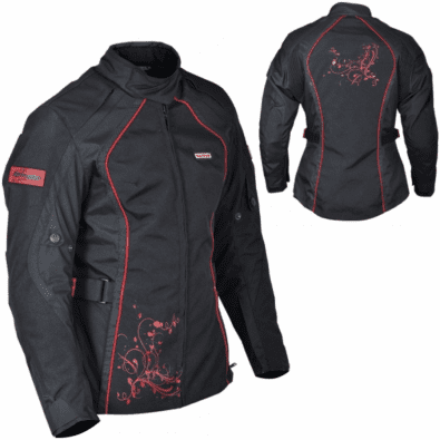 Chaqueta Inmotion Ladies Line [Blk/Red]