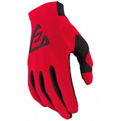 Guantes Answer Ar2 Bold - Red/Black