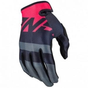 Guantes Answer Niños Ar1 Voyd – Black/Charcoal/Pink