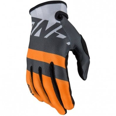Guantes Answer Ar1 Voyd - Charcoal/Orange/Gray