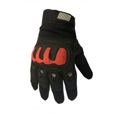 Guantes Inmotion Free Ride Range (Black-Red)
