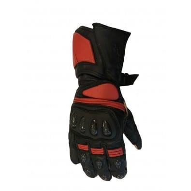 Guantes Inmotion Kangaroo Range Black-Red