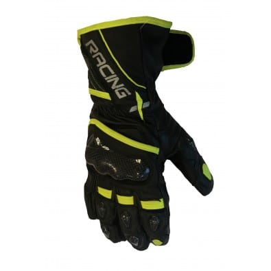 Guantes Inmotion Summer Range (Black-Neon)