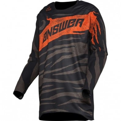 Jersey Answer Elite Enduro Blk/Canteen