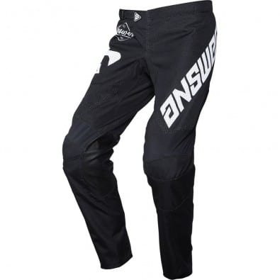 Pantalón Answer Arkon Bold Black/White