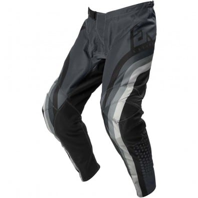 Pantalón Moto Answer Niños Syncron Swish Nickle - Steel -Charcoal