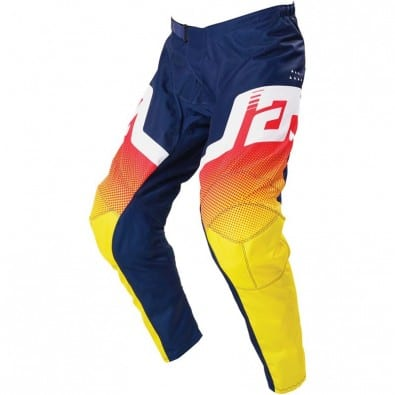 Pantalón Moto Answer Syncron Charge AirPink - Yellow - Mid