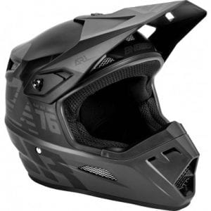 Casco Moto Answer AR-1 Bold Matte Black