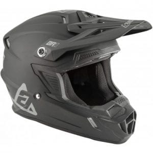 Casco Answer Niños Ar-1 Matte Black