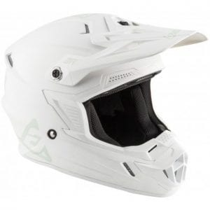 Casco Answer Ar-1 Matte White