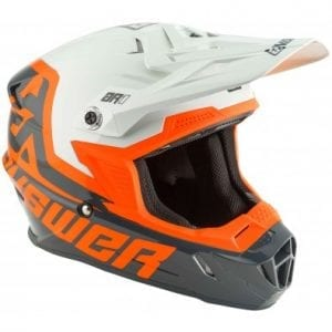 Casco Answer Ar-1 Voyd Charcoal/Gray/Orange