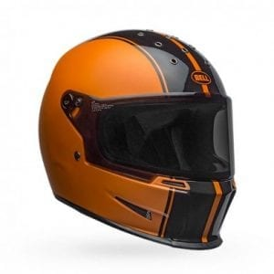 Casco Bell Eliminator Rally M/G BK/OR