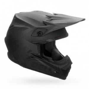 Casco Bell Moto-9 Flex Syndrome Matte Black