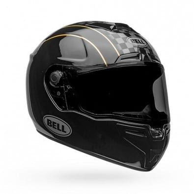 Casco Bell Srt Buster Black/Yelow/Gy