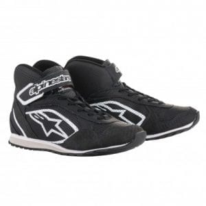Zapatillas Auto Alpinestars Radar – Black White